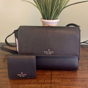 Kate Spade Crossbody & Wallet Set